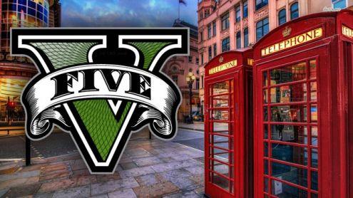 L'image du jour : GTA V London confirmé