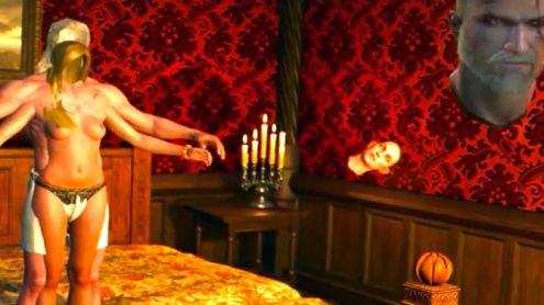 L'image du jour : quand The Witcher 3 fait son Assassin's Creed