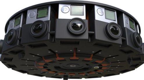 Google se lance dans la réalité virtuelle avec Jump