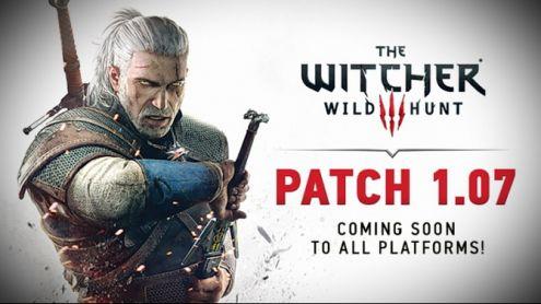 The Witcher 3 : le patch 1.07 bientôt... mais pas de DLC gratuit cette semaine