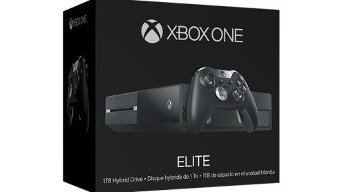 Microsoft annonce un pack xbox one elite et une manette for Manette xbox one elite black friday