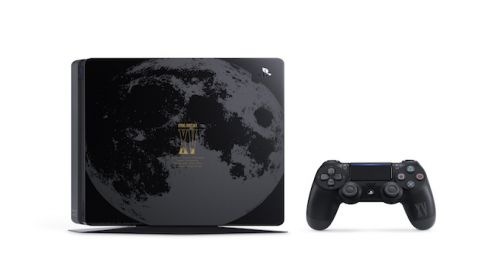 PS4 Slim Luna Edition : La console sera une exclusivité Micromania
