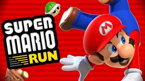 Super Mario Run pas au niveau des attentes de Nintendo