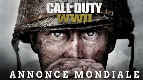 Call of Duty WW II : Suivez le Live Stream du reveal demain à 19h00