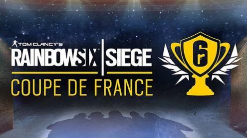 Rainbow six siege la finale de la coupe de france en - 32eme de finale coupe de france en direct ...