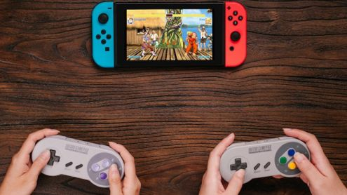 Nintendo Switch : Des manettes