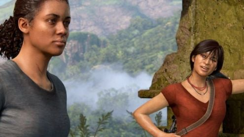Uncharted The Lost Legacy a son trailer de lancement