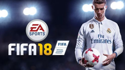 Gamescom : FIFA 18 confirme Cristiano Ronaldo sur la jaquette