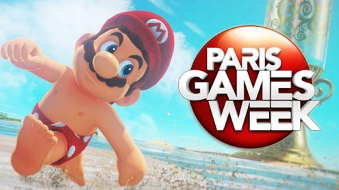 Paris Games Week : Nintendo annonce les jeux présents pendant le salon
