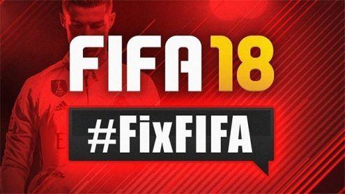FIFA 18 aussi victime de la politique d'EA ? Les joueurs organisent un boycott pour protester