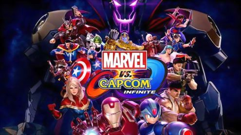 marvel vs capcom infinite nouveau week end gratuit venir en versus sur ps4. Black Bedroom Furniture Sets. Home Design Ideas