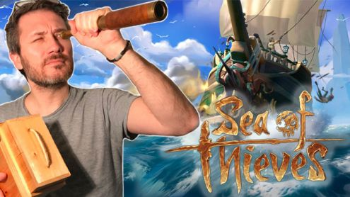 #GameblogLIVE : On joue à Sea of Thieves en direct MAINTENANT !