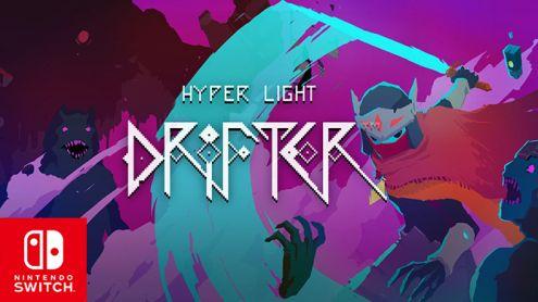 Hyper Light Drifter trouve le chemin de Switch : Un portage pour cet été