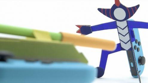 Nintendo Labo : Les possibilités de l'Atelier Toy-Con expliquées en vidéo