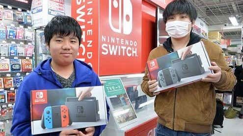La Nintendo Switch vient de passer un nouveau cap de ventes au Japon