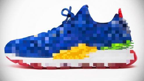 Les chaussures Puma X Sonic s'illustrent et elles ne vont pas plaire à tout le monde