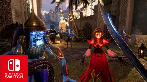 City of Brass : Le FPA des anciens de BioShock pourrait aussi sortir sur Switch