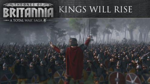 A Total War Saga Thrones of Britannia dévoile son trailer de lancement