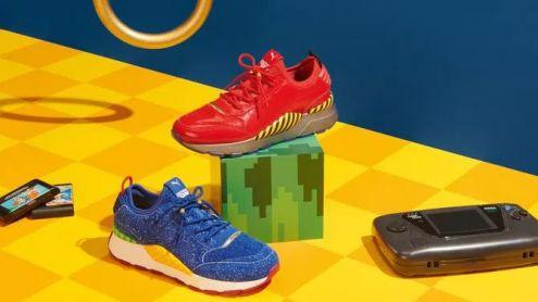 Les chaussures Puma X Sonic ont une date et un prix ainsi qu'un second modèle dévoilé