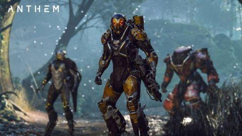 E3 2018 : Anthem se trouve une date de sortie