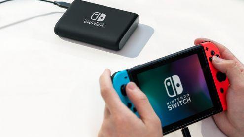 Nintendo Switch : Les batteries portables sous licence arrivent