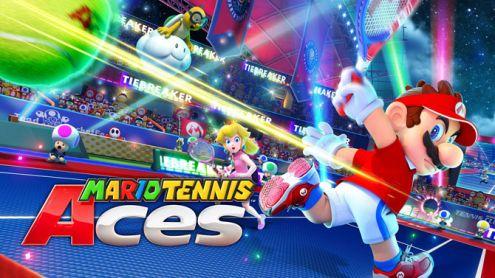 Mario Tennis Aces propose sa mise à jour 1.1.1, voici tout ce qui change