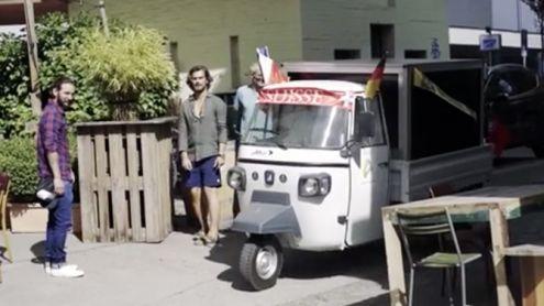 L'image du jour : Après le Food Truck, voici le JV Truck