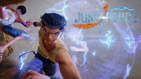 TGS 2018 : Yuyu Hakusho arrive dans Jump Force en vidéo avec une quasi date de sortie
