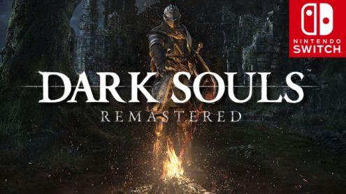 On à joué à la BETA de Dark Souls Remastered sur Nintendo Switch Online et on vous dit tout !