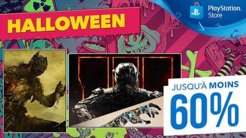 PlayStation Store : Des soldes pour Halloween, plus de 100 jeux à prix réduits