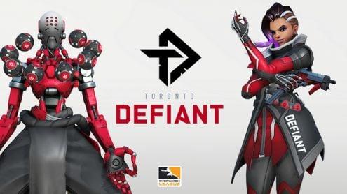 Overwatch League : Toronto Defiant annonce officiellement son identité visuelle