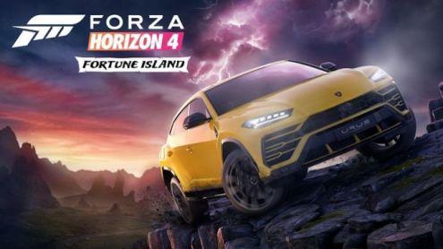 """X018 : Forza Horizon 4 présente son extension Fortune Island, lieu """"le plus extrême jamais vu"""""""