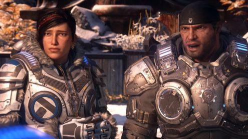X018 : Gears of War 5 a une fenêtre de lancement
