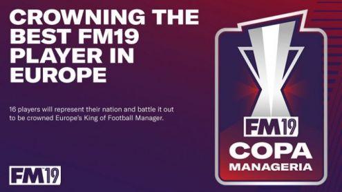 Football Manager 2019 : La Copa Manageria et le titre de meilleur coach européen sont de retour