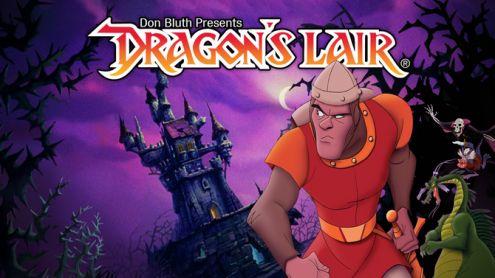 Ça sort sur Switch : Dragon's Lair Trilogy pour la semaine prochaine