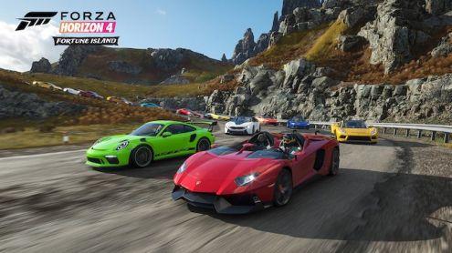 Forza Horizon 4 célèbre ses 7 millions de joueurs