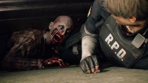 Resident Evil 2 : Un mod pour vivre le jeu en vue FPS disponible