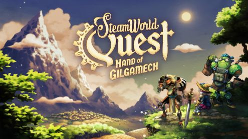 Indie Highlights : SteamWorld Quest annoncé sur Switch
