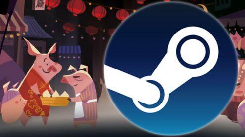 Steam lance les soldes du Nouvel An lunaire