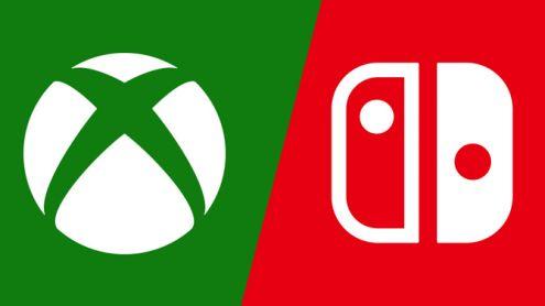Microsoft s'apprêterait à proposer des jeux Xbox et le Game Pass sur Nintendo Switch