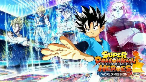 Super Dragon Ball Heroes World Mission : La Hero Edition annoncée en Europe, les détails