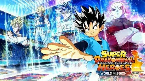 Super Dragon Ball Heroes World Mission : La Hero Edition annoncée en Europe, les détails