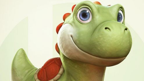 Smash Bros. Ultimate : Yoshi, Donkey Kong et d'autres recréés par l'art director de God of War