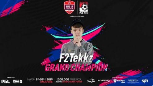 """FIFA 19 : FUT Champions Cup #5, """"F2Tekkz"""" le marathonien, un français dans le Top 4"""