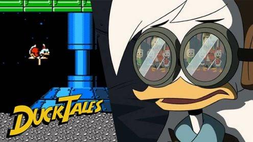 DuckTales : La série animée rend hommage au thème de la Lune avec une chanson