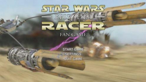 Star Wars Episode 1 Racer sous Unreal Engine 4, ça donne ça (et vous pouvez y jouer)
