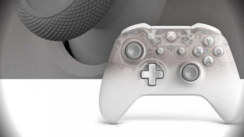 Xbox One : La manette Phantom White annoncée
