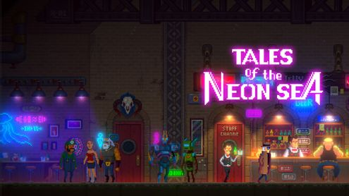 Tales of the Neon Sea : Le Point 'n Click inspiré par Blade Runner et Ghost in the Shell daté