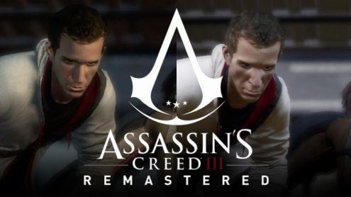 L'image du jour : Assassin's Creed 3 Remastered, le comparatif PS4/PS4 Pro vs PS3