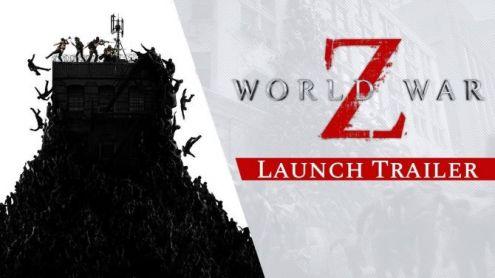 Word War Z : Découvrez le trailer de lancement, zombies par centaines au programme